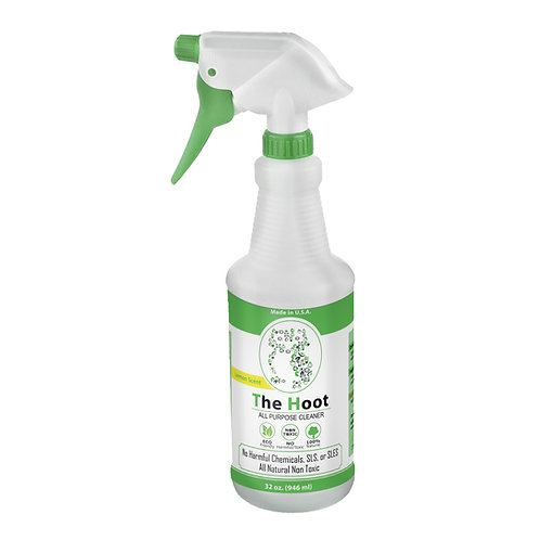 The Hoot All Natural Cleaner - Lemon