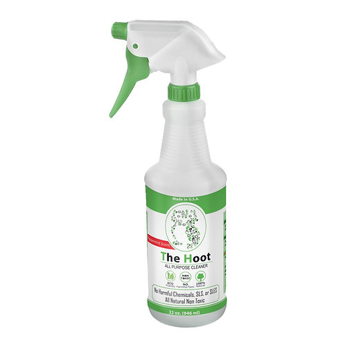 The Hoot All-Natural Cleaner - Peppermint