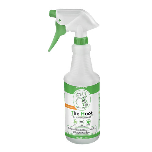 The Hoot All Natural Cleaner - Orange