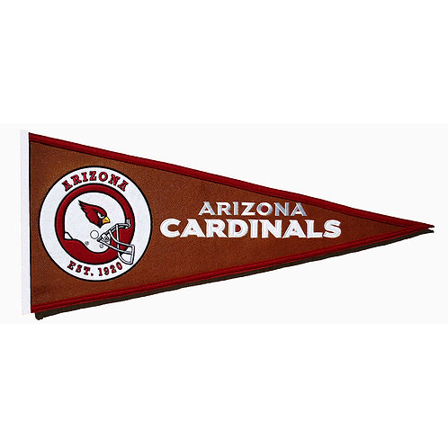 Cardinals Pigskin Traditions Pennant (13x32)