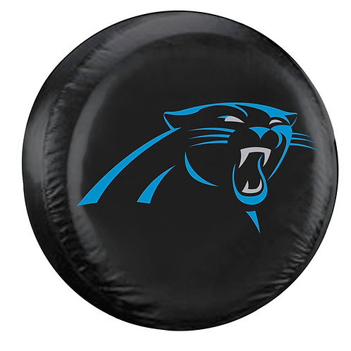 Carolina Panthers Spare Tire Cover
