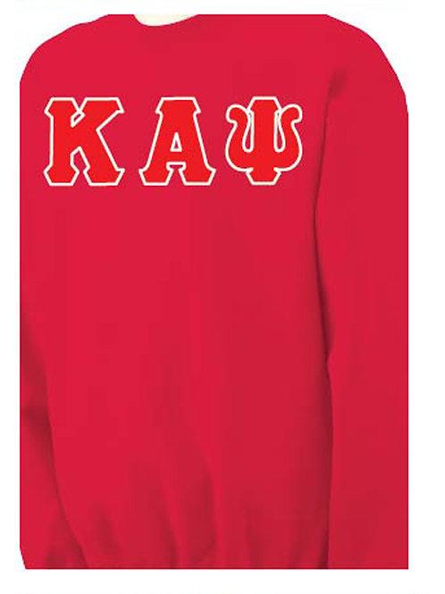 Kappa Alpha Psi Fleece Crewneck Sweatshirt