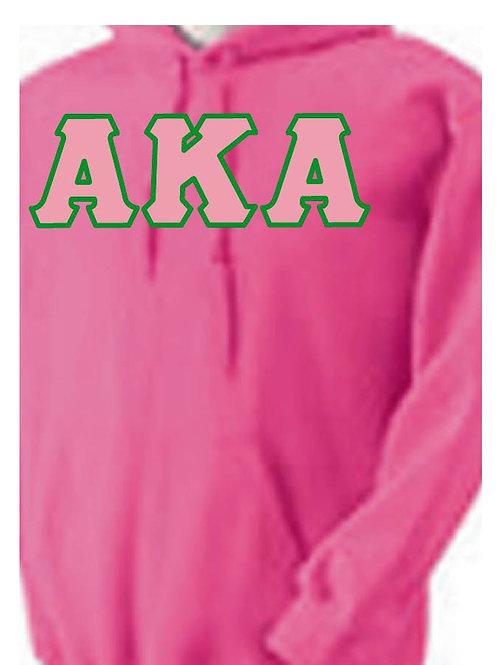 Alpha Kappa Alpha Fleece Hoody