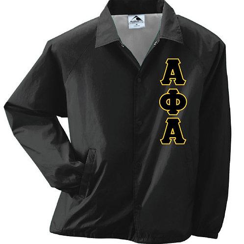 Alpha Phi Alpha Coach's Jacket