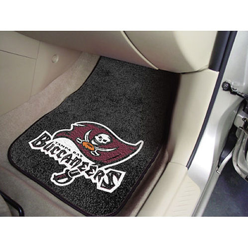 Tampa Bay Buccaneers Car Floor Mats (2)