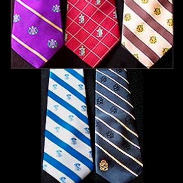 Alpha Phi Alpha Neck Tie