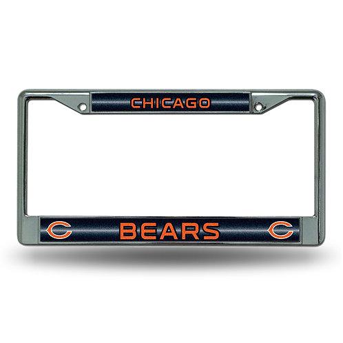 Bears Bling Glitter License Plate Frame