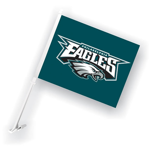 Philadelphia Eagles Car Flag