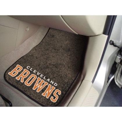 Cleveland Browns Floor Mats (2)