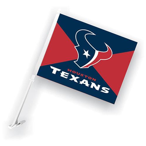 Houston Texans Car Flag