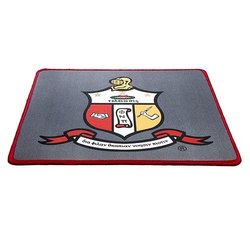 Kappa Alpha Psi Hemmed Mouse Pad