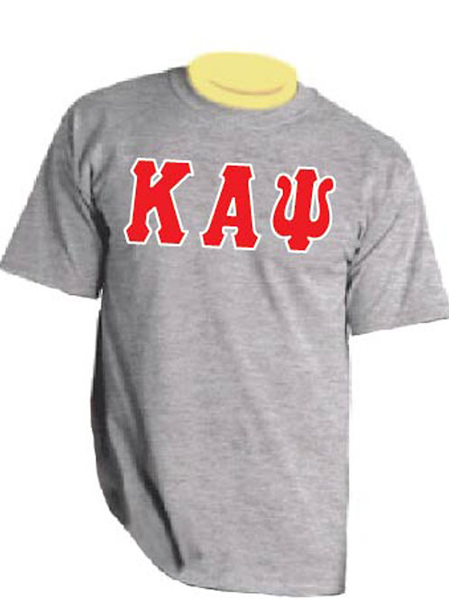 Sports Gray Kappa Short Sleeve Tee