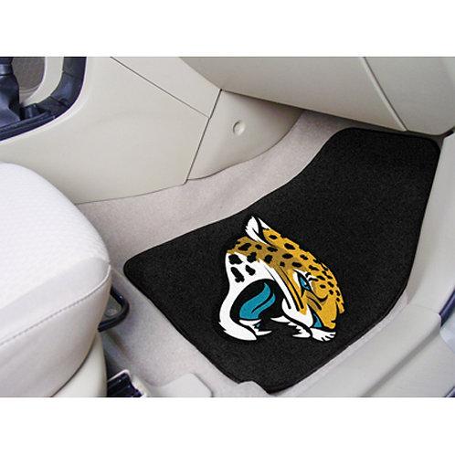Jacksonville Jaguars Floor Mats (2)