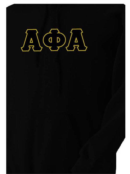 Alpha Phi Alpha Fleece Hoody