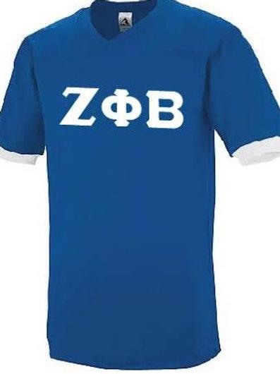 Zeta Phi Beta Sorority Jersey