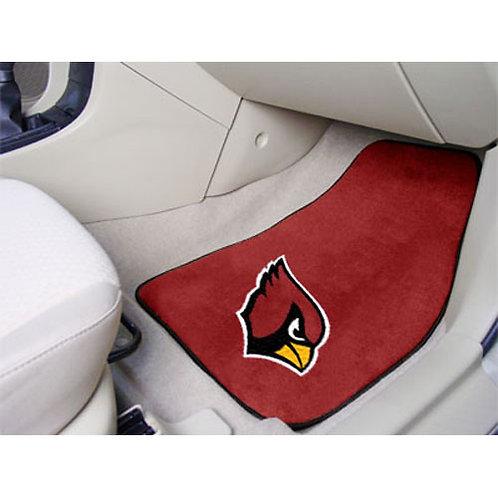 Arizona Cardinals Car Floor Mats (2)