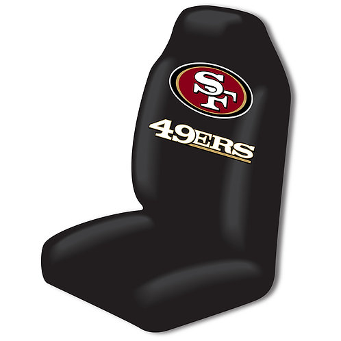 San Francisco 49ers NFL Seat Cover