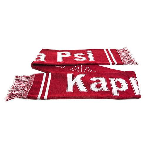 Kappa Alpha Psi Knit Scarf