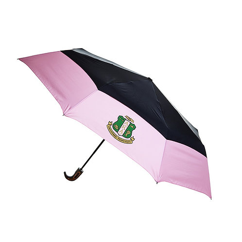 "AKA 28"" Auto up/down Air-Vent Collapsible Umbrella"