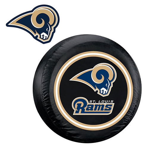 St. Louis Rams Spare Tire Cover