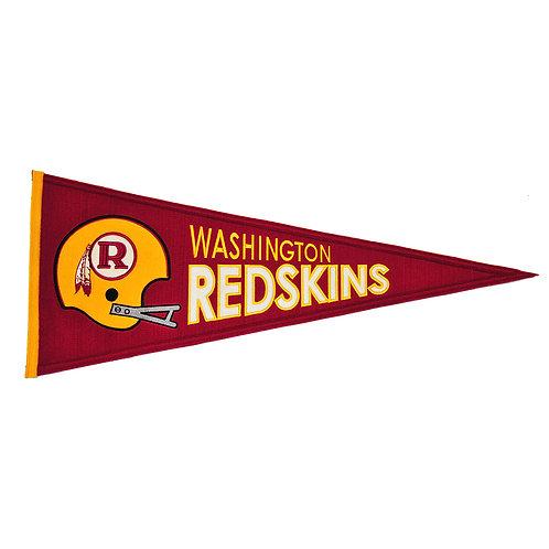 Washington Redskins Throwback Pennant (13x32)