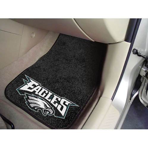Philadelphia Eagles Floor Mats (2)