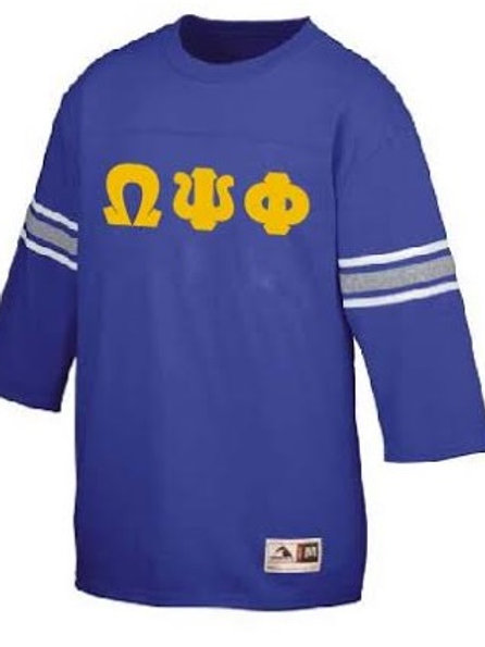 Omega Psi Phi Old School Jersey