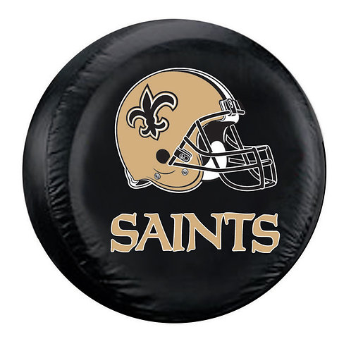New Orleans Saints Spare Tire Cover