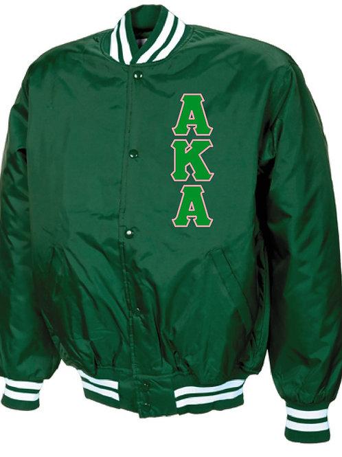 Alpha Kappa Alpha Baseball Jacket