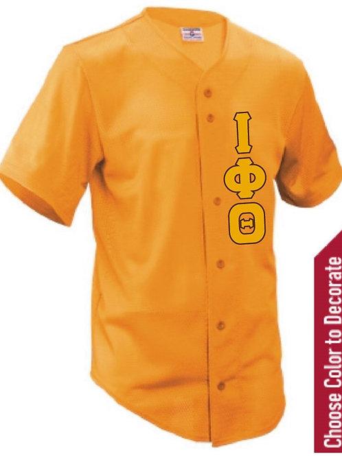 Iota Phi Theta Baseball Jersey