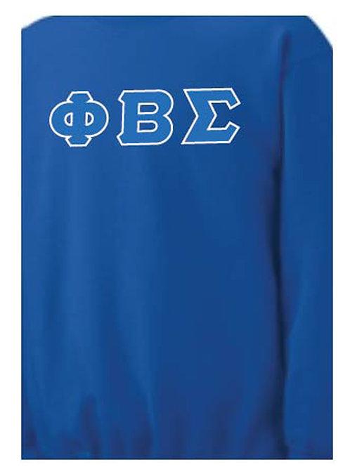Phi Beta Sigma Fleece Crewneck Sweatshirt