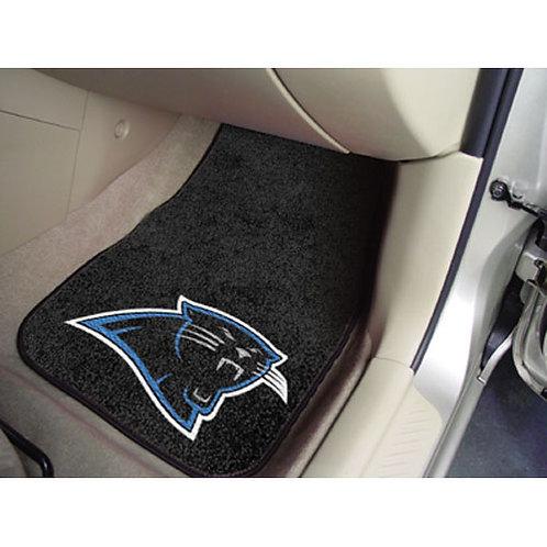 Carolina Panthers Car Floor Mats (2)