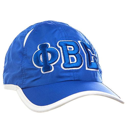 Phi Beta Sigma Featherlite Cap