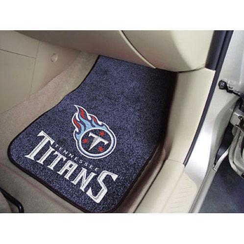 Tennessee Titans Floor Mats (2)
