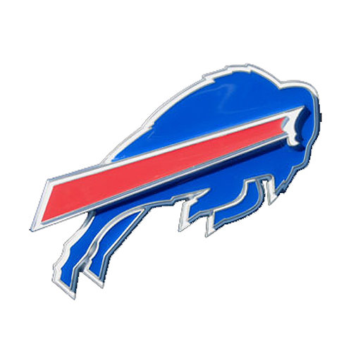 Buffalo Bills Logo Hitch Cover