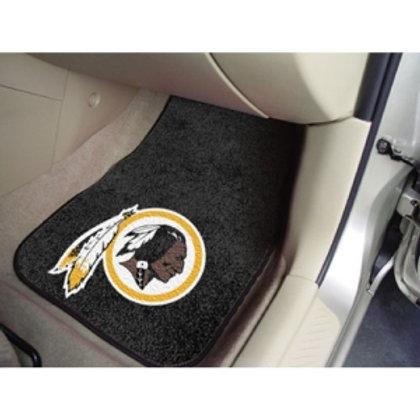 Washington Redskins Floor Mats (2)