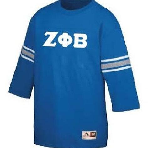 Zeta Phi Beta Old School Jersey