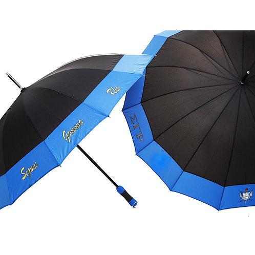 Sigma Gamma Rho Classic 14 Panel Umbrella
