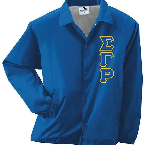 Sigma Gamma Rho Coach's Jacket