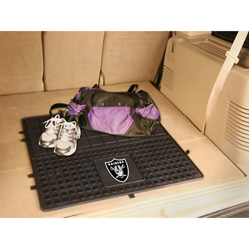 Oakland Raiders Vinyl Cargo Mat