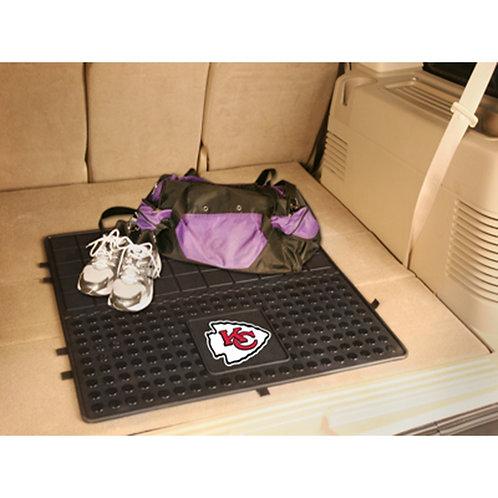 Kansas City Chiefs Vinyl Cargo Mat