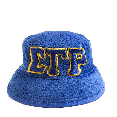 Sigma Gamma Rho Letter Floppy Hat