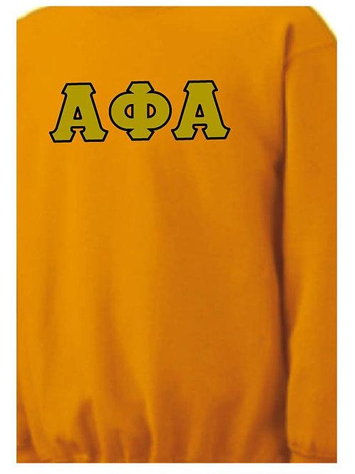 Alpha Phi Alpha Fleece Crewneck Sweatshirt