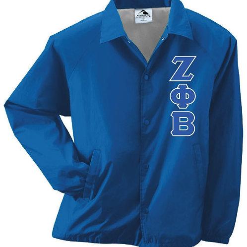 Zeta Phi Beta Coach Jacket
