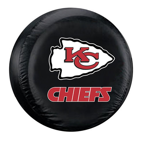 Kansas City Chiefs NFL Spare Tire Cover