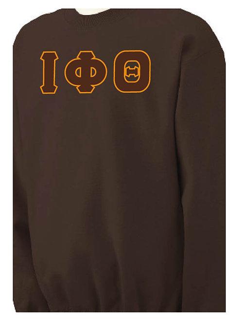Iota Phi Theta Fleece Crewneck Sweatshirt