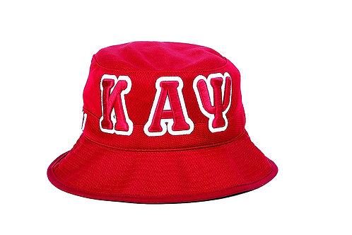 Kappa Alpha Psi 3 Letter Bucket Hat