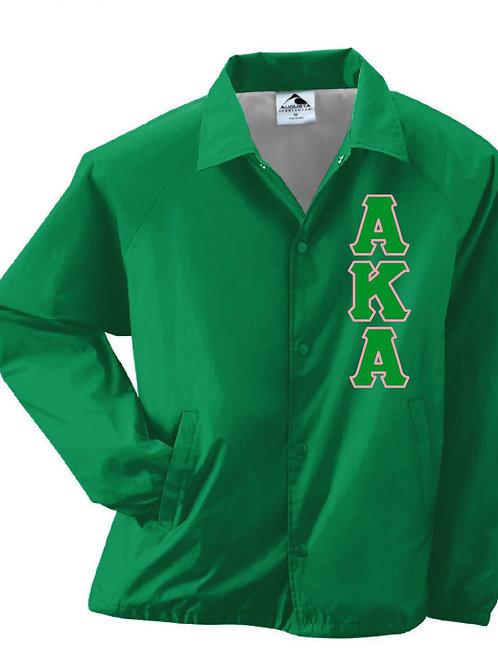 Alpha Kappa Alpha Coach's Jacket