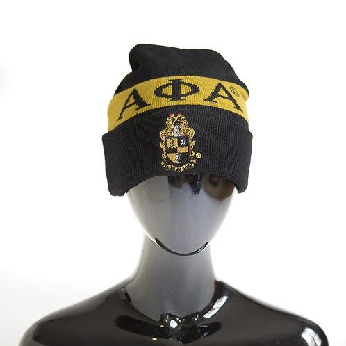 Alpha Phi Alpha Knit Beanie