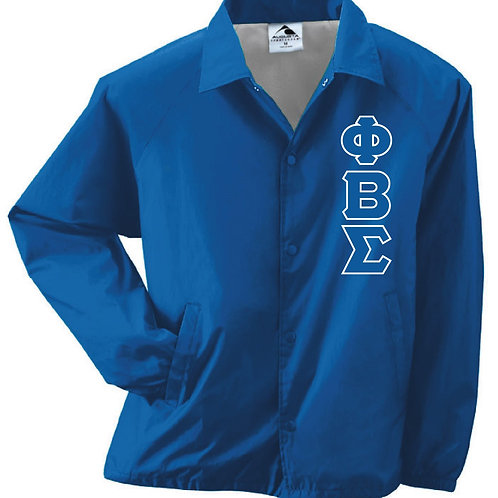 Phi Beta Sigma Coach's Jacket